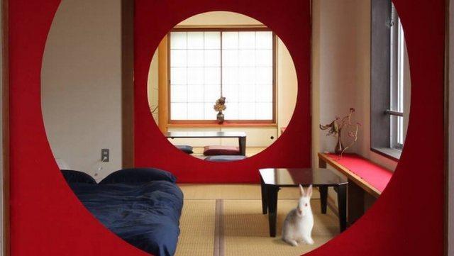ゲストハウスの例-鎌倉のゲストハウス