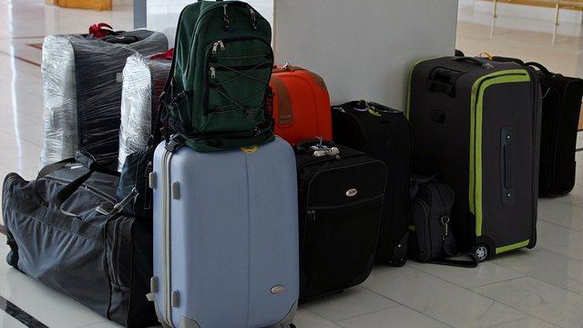 ゲストハウスに大きな荷物は似合わないと思う