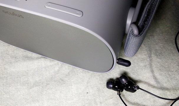 Oculus-Goにオススメのイヤホン