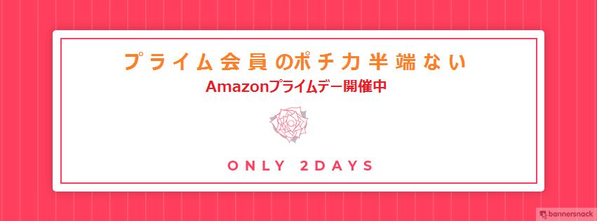 Amazonのプライムデーはすぐ買えるように備えておくべきウォッチリストを活用しよう!おすすめの商品リスト